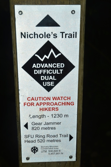 Advanced Difficult! Wicked Witch of a Trail!