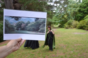The Gardens of Isengard!