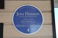 The maker of The One Ring!