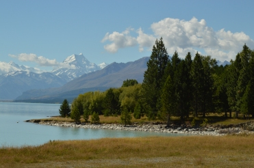 Majestic Mt. Cook.