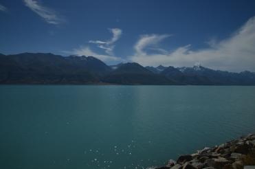A lake full of sparkling diamonds!