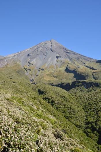 Mt. Taranaki or Mt. Egmont