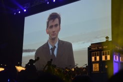 The Tenth Doctor!