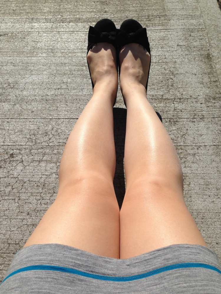 These legs were built for running!