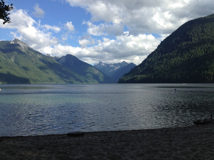 Chilliwack Lake to de-stress